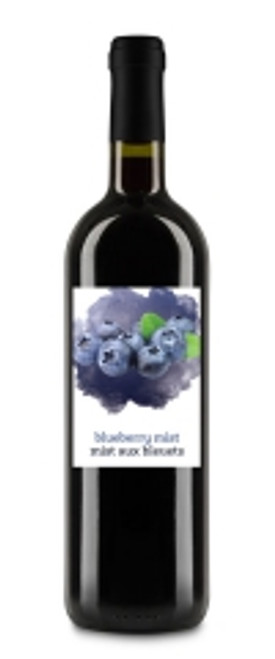 Island Mist Blueberry Pinot Noir Bottle