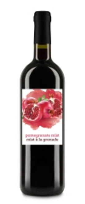 Island Mist Pomegranate Zinfandel Bottle