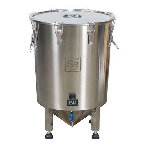 14 Gallon Stainless steel Brew Bucket Brewmasters Edition