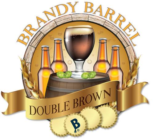 Brewer's Best Brandy Barrel Double Brown