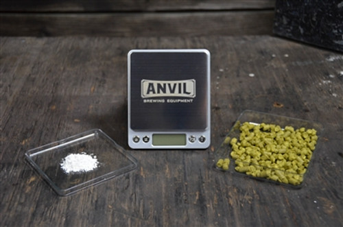 Anvil High Precision Digital Scale with sample tray