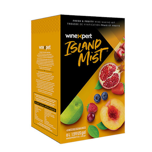 Grapefruit Passion Rose Premium Island Mist 6L Wine Kit