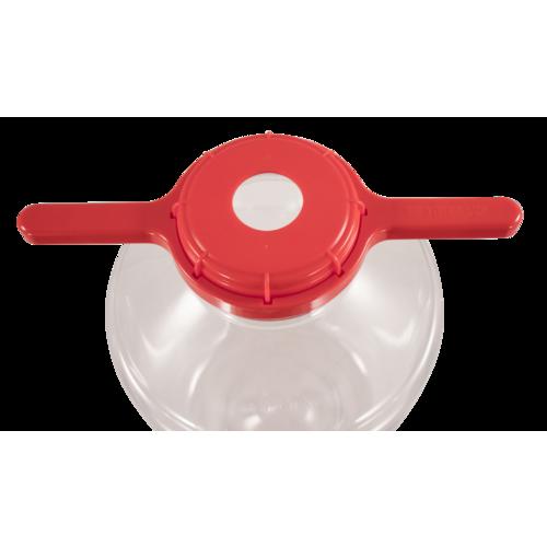 Fermonster lid opener on FerMonster lid