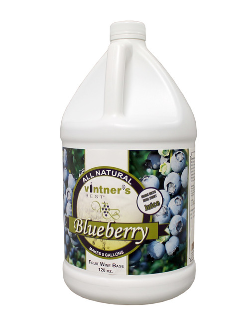Vintner's Best Blueberry Fruit Wine Base