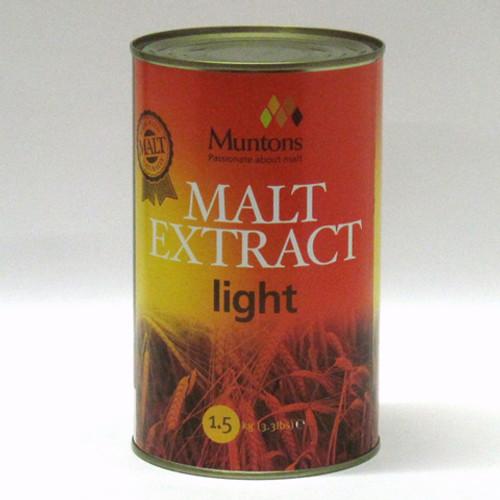Muntons Light Malt Syrup