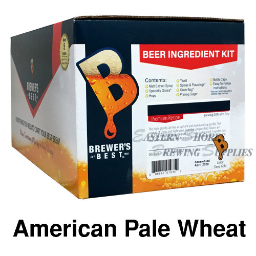 Brewer's Best American Pale Wheat