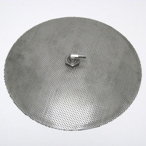 """Stainless Steel False Bottom (12"""" Diameter)"""