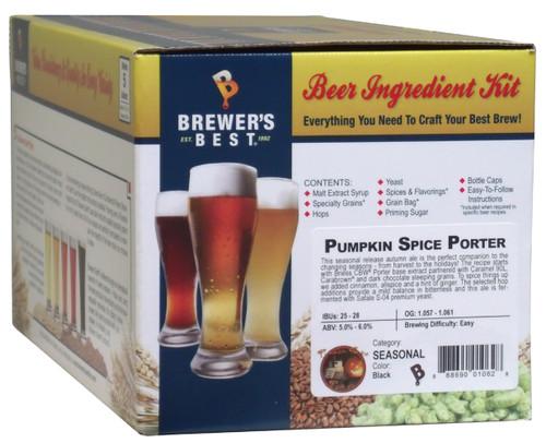 Brewer's Best Pumpkin Spice Porter Kit