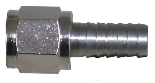 "1/4"" Flare Swivel Nut Set with 5/16"" Barb Stem"
