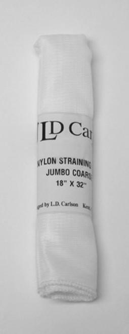 "18"" x 31"" Coarse Nylon Straining Bag"