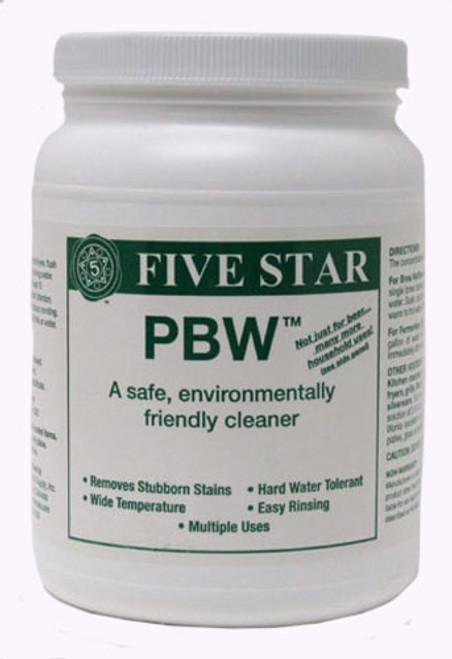 PBW ( Powdered Brewery Wash) 4 lbs