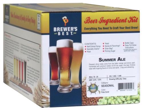 Brewer's Best Summer Ale Kit