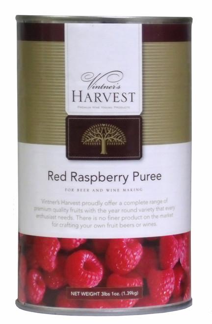 Vintner's Harvest Red Raspberry Puree