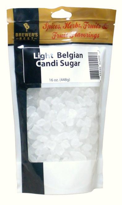 Brewer's Best Light Belgian Candi Sugar