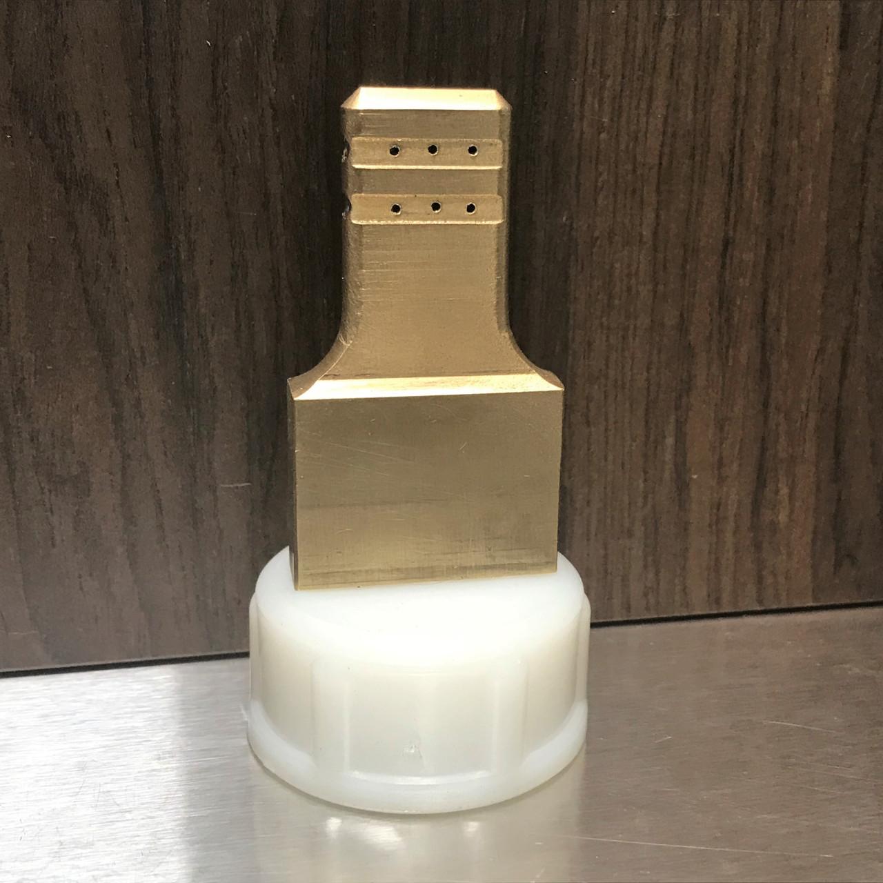Pizzi Domino (Festool) Glue Attachment 5mm X 19mm x 30mm