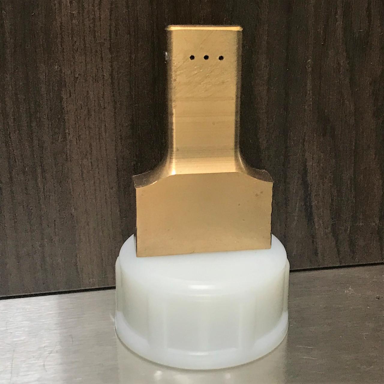 Pizzi Domino (Festool) Glue Attachment 4mm X 17mm x 20mm