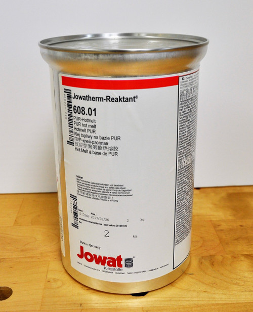 Jowat PUR Glue Cartridges 2kg Slug