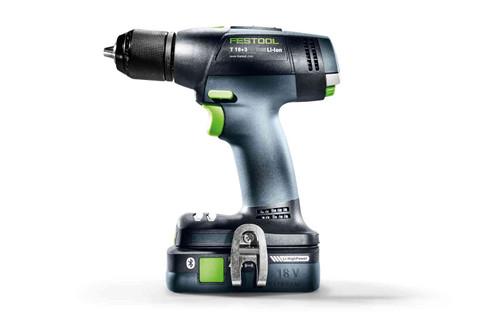 Cordless Drill T 18+3-E HPC 4,0 I-Plus