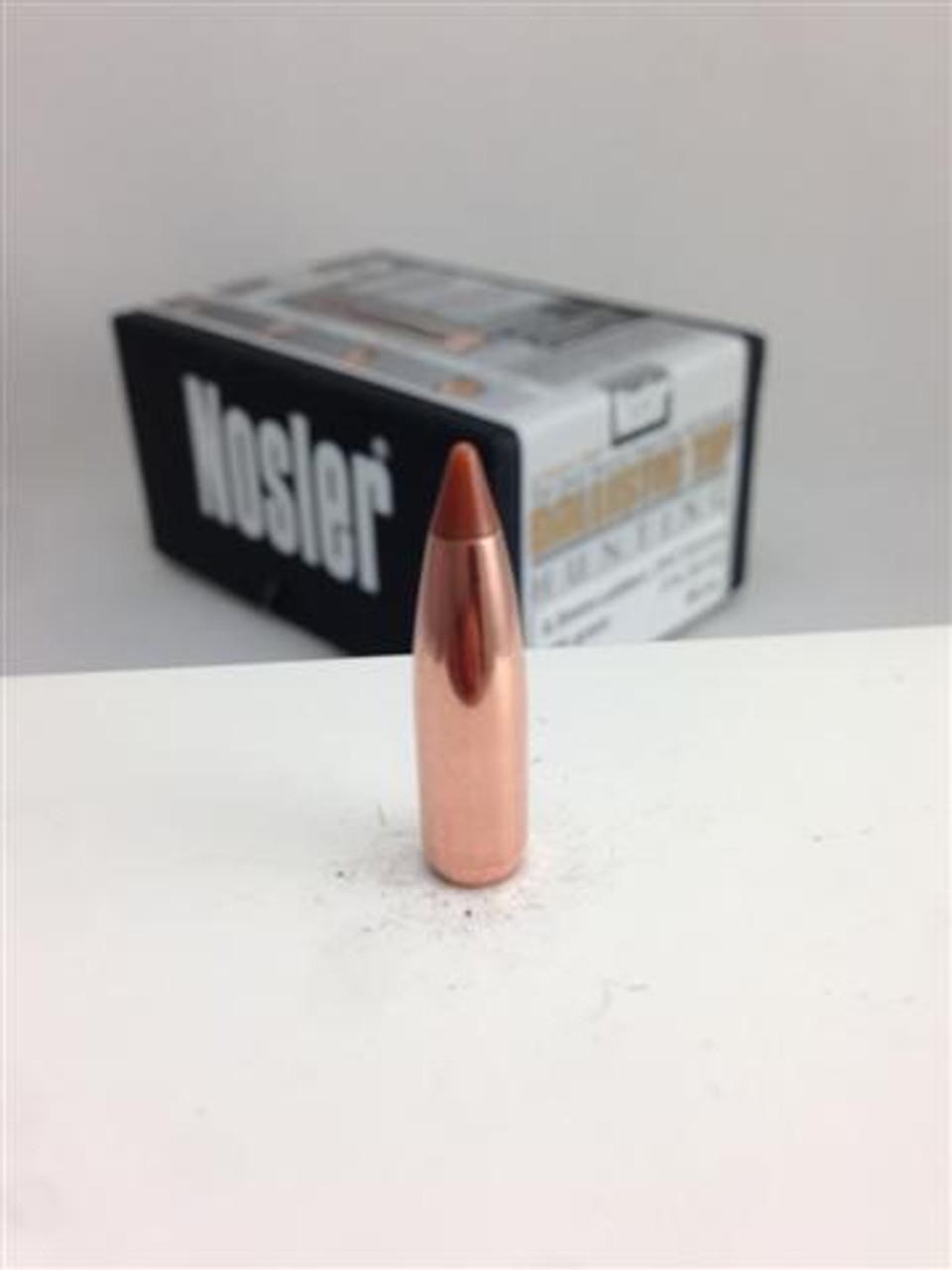 Nosler Bullets 6 5mm Cal/ 264 Dia  120gr Ballistic Tip - 50pk