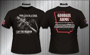 Georgia Arms T-Shirts_Tool