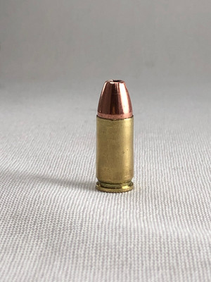 9MM Luger 124gr. Jacketed Hollow Point