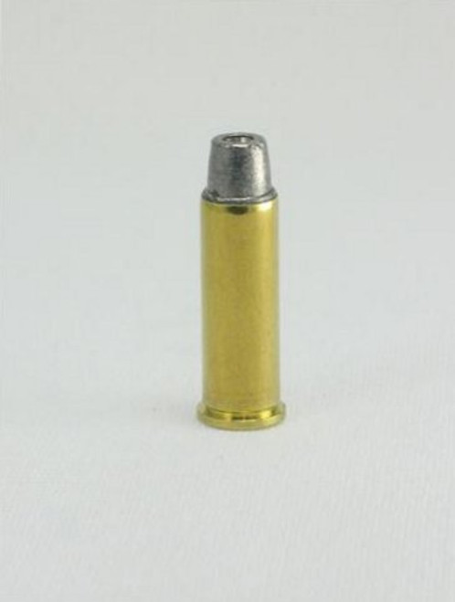.38 Special 158gr Lead Semi-Wadcutter Hollow Point +P