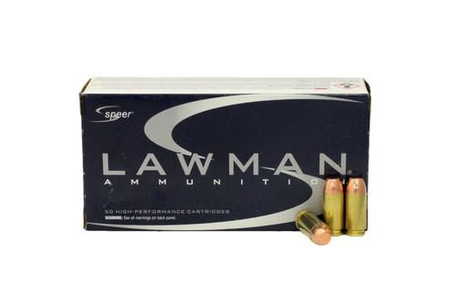 Speer Lawman 40 S&W 155gr. TMJ