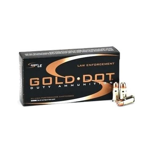 Speer LE Gold Dot 45 GAP 200gr. GDHP