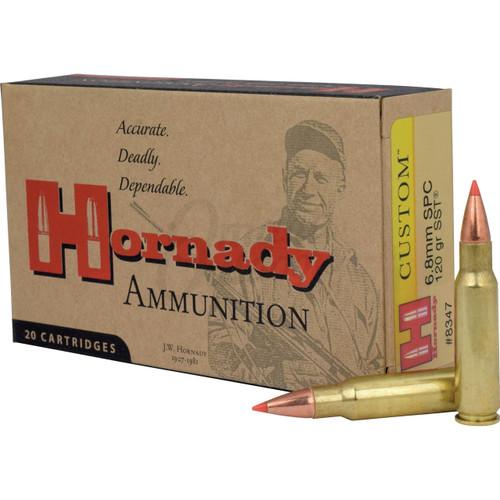 Hornady 6.8mm SPC 20pk