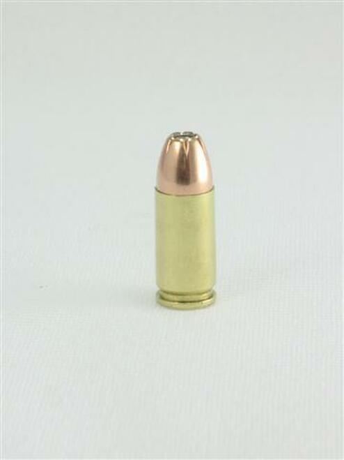 9MM Luger 115gr Jacketed Hollow Point