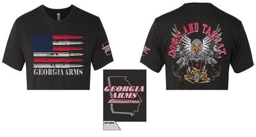 Georgia Arms T-Shirts_Come and Take it