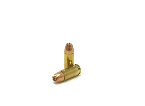 9MM Luger 147gr Jacketed Hollow Point