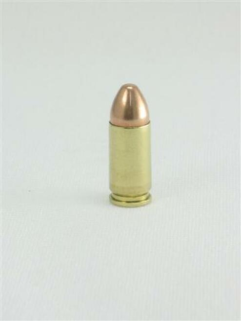 9MM Luger 124gr Full Metal Jacket NATO