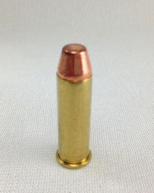 .38 Special 158gr Plated Semi-Wadcutter
