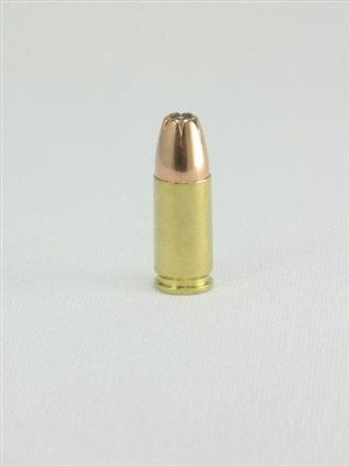 """NEW"" 9MM Luger 147gr Jacketed Hollow Point +P"