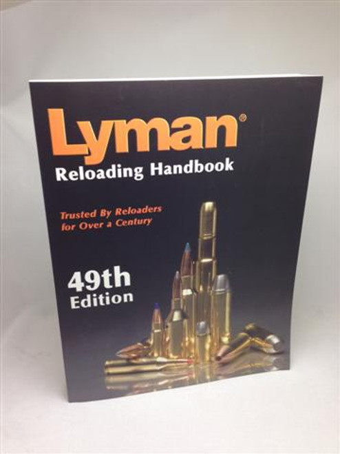 Lyman #49 Reloading Manual