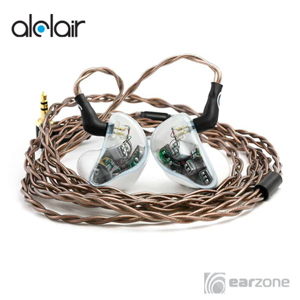 Alclair Electro Six Driver Electrostatic Hybrid Custom In-ear Monitor