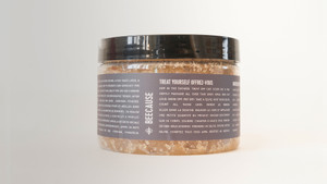 Orange & Lavender Body Scrub