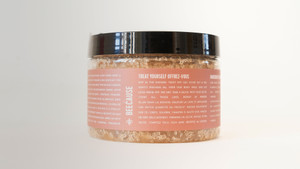 Grapefruit & Ginger Body Scrub