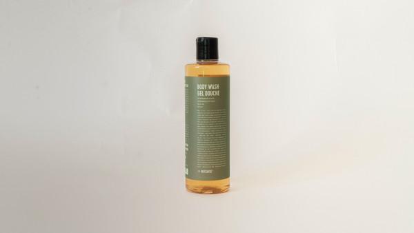 Lemongrass & Sage Body Wash