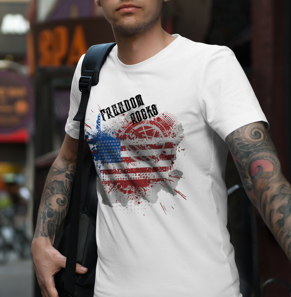 Independence Day Freedom Rocks Shirt