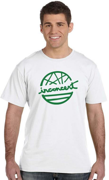 Inconcert Logo - Martian Green