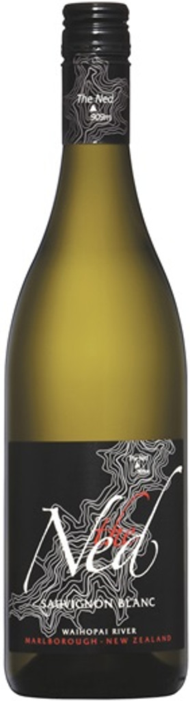 88821 LCP2 Sweet Kiwi - contains The Ned White Wine, Candles & Sweets