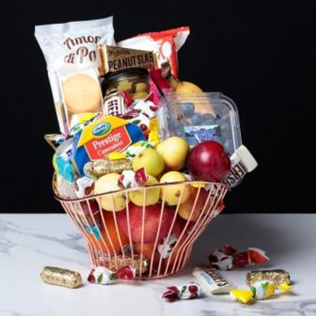 88821 RBF3 Fruit Sweets & Cheese - Including Sydney Delivery only
