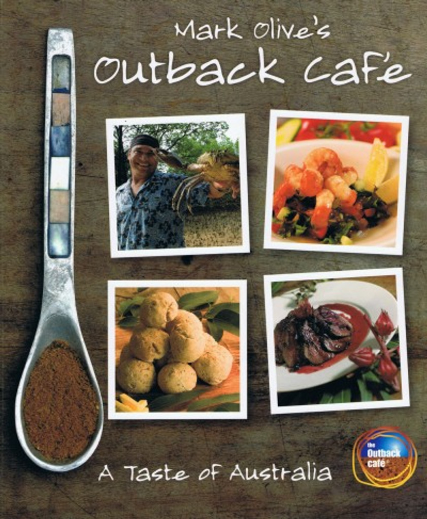 88819 MO Mark Olives Outback Cafe personalised gift box