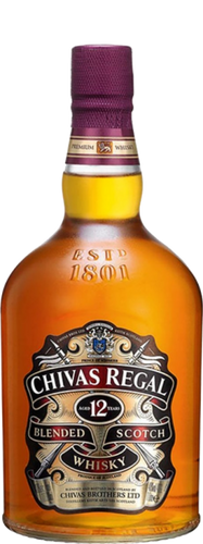 88819 WA01  Chivas Regal 12 y/o Scotch Whisky