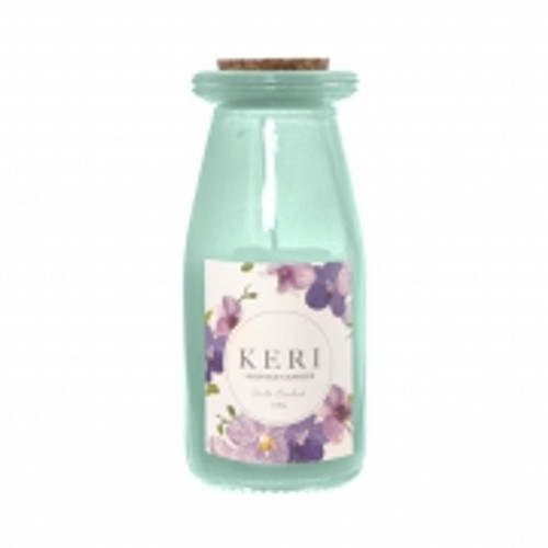 Wild Orchid Milk Jar Candle