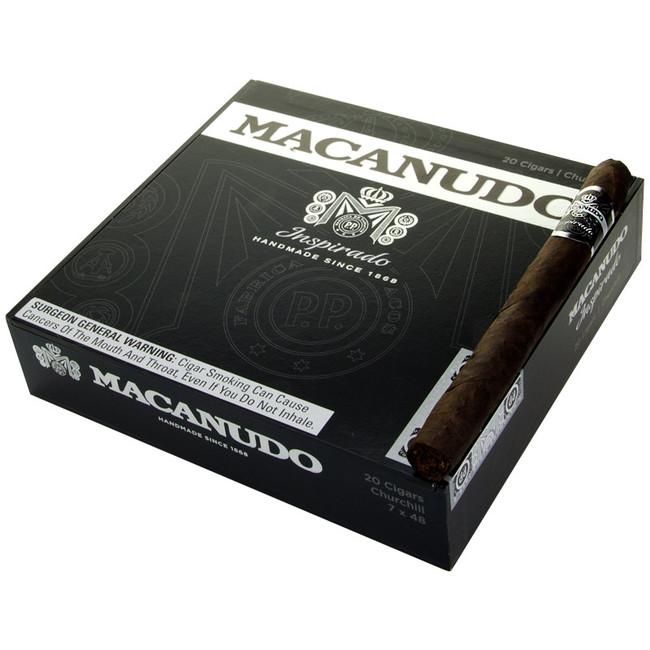 Macanudo Inspirado Black Churchill