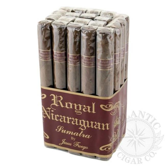 J. Fuego Royal Nicaraguan Churchill Sumatra