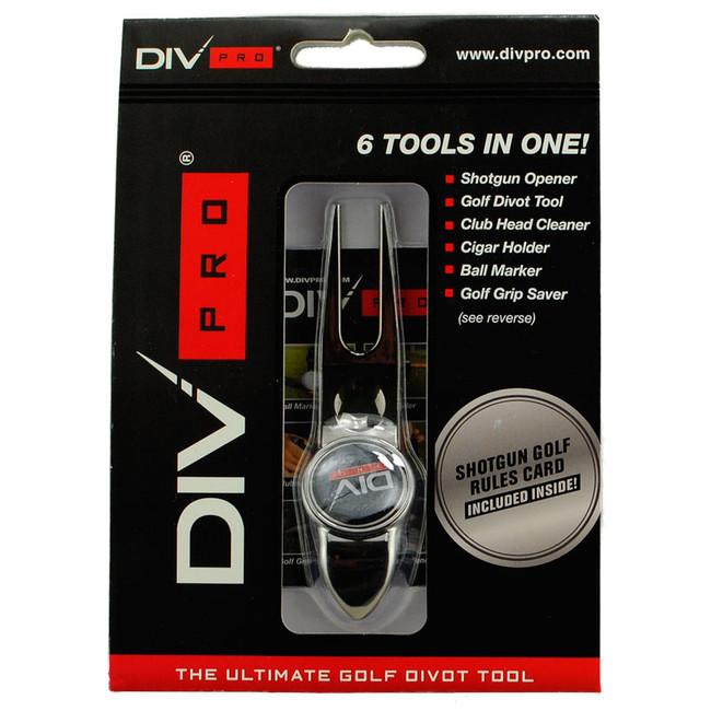 DivPro Golf Divot Tool